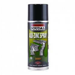 Soudal - Alu Zinc Spray anti-corrosion preparation