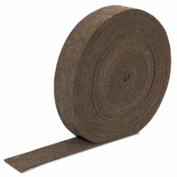 Isolena - Trittschallfilz SD TF 100 sound insulation sheep's wool tape