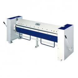 Schroder - AKV manual bending machine