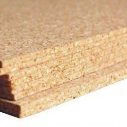 Amorim Isolamentos - coarse cork insulation board