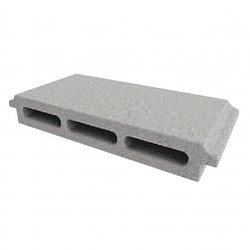 Konbet - Master Mini ceiling block, rib shaped, concrete