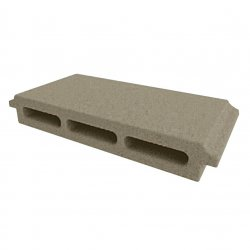 Konbet - Master Mini ceiling block, rib shaped, expanded clay