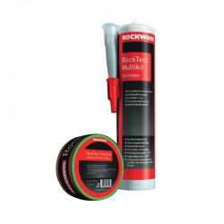 Rockwool - Multikit Rockteck quick-drying adhesive
