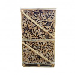 Xplo Fuel - firewood in a box-pallet