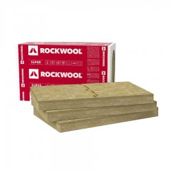 Rockwool - Frontrock Super rock wool slab