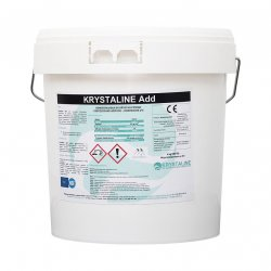Krystaline - admixture for crystalline Krystaline concrete sealing Add