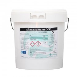 Krystaline - a high-strength waterproof mortar for repairing Krystaline Block concrete structures