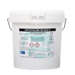 Krystaline - high-strength waterproof mortar for repairing concrete structures Krystaline Block F