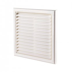 Colibri - rectangular ventilation grille with KW grid