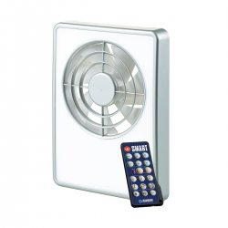 Blauberg - intelligent exhaust fan with a mode programmer and a Smart remote control