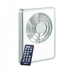 Blauberg - intelligent exhaust fan with a mode programmer, remote control and Smart IR motion sensor