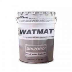 Drizoro - quick-setting liquid mortar Watmat