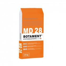 Botament - two-component mineral insulation MD 28
