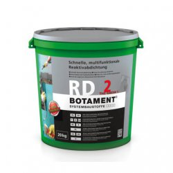 Botament - schnell bindende reaktive multifunktionale Isolierung RD 2 The Green 1