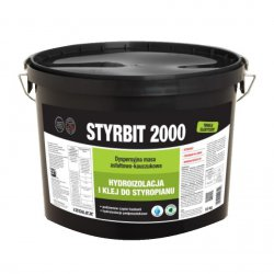 Izolex - Styrbit 2000 bitumen-rubber compound