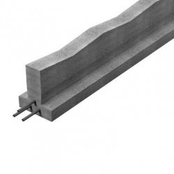 Czamaninek - SBS 110 prestressed floor beam
