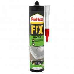 Pattex - klej montażowy Fix Decor