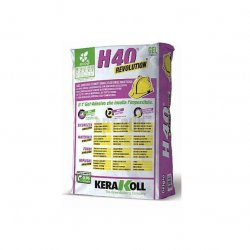 Kerakoll - H40 Revolution multifunctional gel adhesive