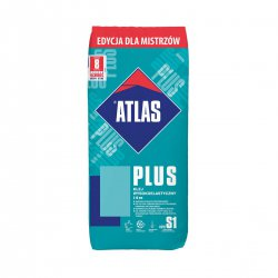 Atlas - Plus deformable tile adhesive