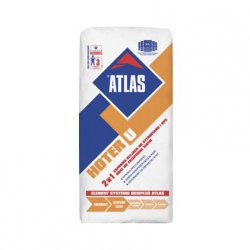 Atlas - adhesive for foamed polystyrene and embedding Hoter U mesh