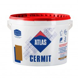 Atlas - thin-layer acrylic plaster Cermit N