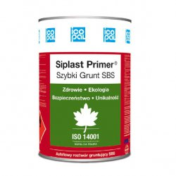 Icopal - asphalt mass for priming quick-drying Siplast Primer Fast Ground SBS