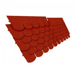 Isolmat - Karpiówka asphalt shingle